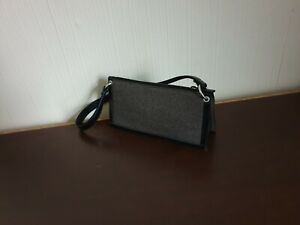 """Handbag""""Marks&Spencer"""" Colour Grey Black Mix New Without Tags"""