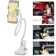 Smart Phone Mobile Cell Lazy Bracket Stand Adjustable Car Bed Desktop Holder