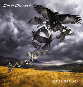 David Gilmour : Rattle That Lock CD with Book (2015) FREE Shipping, Save £s