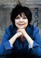 Simone Rethel, u.a Die fromme Helene,Derrick,Der Alte original signiert/signed