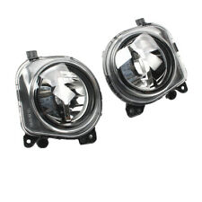 Pair Front LED Fog Light Lamp Fog Light Fit For BMW 5 Series F10 F07 LCI 14-16