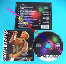 CD BRYAN ADAMS Omonimo 2002 germany FNM 4080 (Xs8) no lp mc dvd