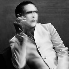 Marilyn Manson The Pale Emperor Deluxe CD 13 Tracks Ps1 Black Disc