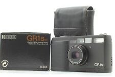 【 Mint in BOX 】Ricoh GR1s 28mm f2.8 – w/ box, case, manual! from Japan#457