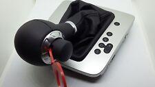 New original Seat Ibiza DSG Palanca Pomo knob Gear Perilla silver automátic