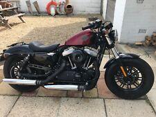 Harley Davidson XL1200 Sportster 48 1250 miles