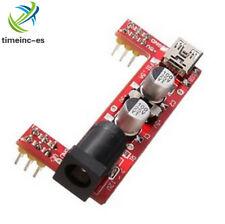 MB102 Breadboard Power Supply Module 3.3V 5V F Solderless Mini USB Arduino NEW
