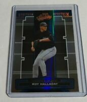 ROY HALLADAY - 2005 ABSOLUTE - #75 - SPECTRUM - #2/10 - BLUE JAYS -