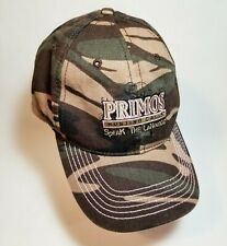 Primos Hunting Calls Ball Cap Hat Camouflage and Pink Speak The Language Ladies