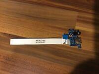 Lenovo B50-80 80EW B50-70 E50-80 B50-30 80ES 305-15IBY USB Audio Port Boar