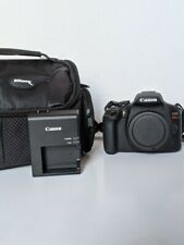 Canon EOS 1500D Rebel T7 DSLR Camera with Bag Instruction Manual And Charger