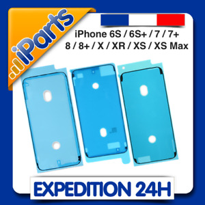 JOINT ETANCHEITE ADHESIF STICKER AUTOCOLLANT POUR IPHONE 6S 7 8 PLUS X XR XS MAX