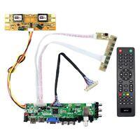 HDMI VGA AV USB DTV LCD Board For M190EG03 LTM170E8 LM190E02 1280x1024 LCD Panel
