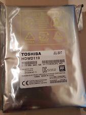 "HDD Toshiba 3.5 ""SATA 1Tb  HDWD110UZSVA / HDWD110"