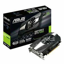 ASUS PH-GTX1060-6G Geforce 6GB Phoenix Fan Edition VR Ready HDMI DP DVI Graphic