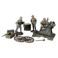 W Britain 23083 WWI German 170 cm Minenwerfer With Three Infantry 1916 - 1918