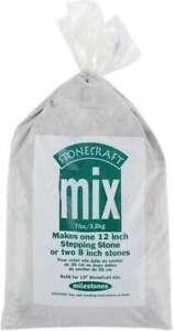 Stonecraft Mix 7lb Bag, Stepping stone mix, craft, art