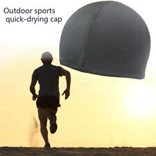 Quick Drying Unisex Hat Cycling Skull Cap Bike Motorbike Under Helmet Liner