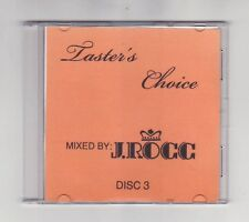 (CD) Taster's Choice Vol. 3 /  Mixed By J.ROCC