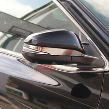Chrome Door Side Mirror Strip Trim For Toyota Highlander RAV4 2014-2018