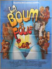 Affiche LA BOUM EN FOLIE The Beach Girls TOWNSEND Debra Blee 120x160cm