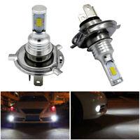 H4 LED HB2 9003 Headlight Fog Light Kit Hi-Lo Beam CREE White 35W 4000LM 6000K
