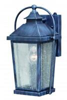 Vaxcel Lighting T0378 Lexington Outdoor Wall Light, Colonial Gray