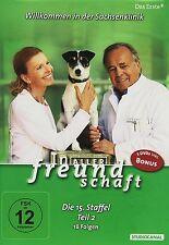 5 DVDs * IN ALLER FREUNDSCHAFT - STAFFEL 15 - TEIL 2 (15.2) # NEU OVP /