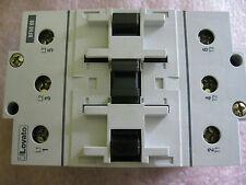 LOVATO BF50.00-460VAC 3P CONTACTOR 100371