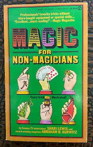 Magic For Non-Magicians
