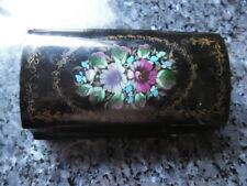 belle boite ancienne surement pour ranger porte plume ou autre napoleon3