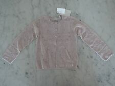 Christian Dior Girls Cardigan Pink Merino Wool Size: 6 Years