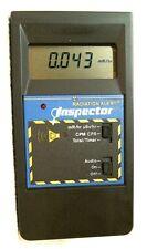 SE International Radiation Alert INSPECTOR, Handheld, Microprocessor Based, NIB