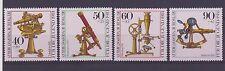 Alemania estampillada sin montar o nunca montada sello Deutsche Bundespost BERLIN 1981 instrumentos ópticos SG B613 -6