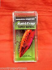 "RAT-L-TRAP Super Natural Rat-L-Trap Crankbait Diving Sinker (3"")(1/2 oz) #RT263"