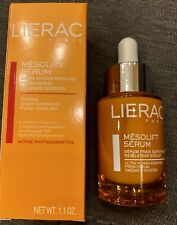 Lierac Mesolift Serum Ultra Vitamin-Enriched Radiance Booster 1.1oz 30 ml NEW