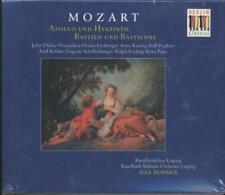 Mozart - Apollo und Hyazinth / Bastien und Bastienne - 2CD