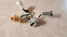 2000-2001 toyota camry harness bulb socket tail light  panel oem a307