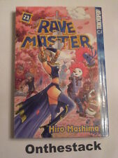 MANGA:   Rave Master Vol. 23 by Hiro Mashima (2007, Paperback) In new condition!