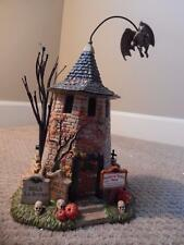 Department 56 Halloween Animated Haunted Tower Tours #56.55257