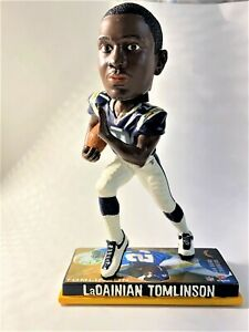 LaDAINIAN TOMLINSON San Diego Chargers Forever Bobblehead *RARE*