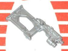 GI Joe Weapon Grey Hand Gun ROC Original Figure Accessory #0218-1
