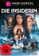 Les insiderin (Marc Dorcel) 2017 [DVD] Megan Rain, Mina Sauvage * NOUVEAU & NEUF dans sa boîte *