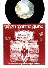Maggie MacNeal - Wenn You're Gone - Mother Nature- 7 Inch Vinyl Single - HOLLAND
