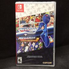 Mega Man Legacy Collection 1+2  (Nintendo Switch) BRAND NEW