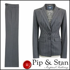 Business 2 Piece Striped Suits & Tailoring for Women