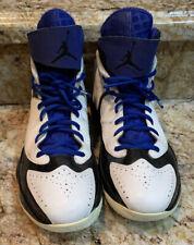 new Air Jordan 2012 E 508319-181 White Black Blue Basketball Shoes Men's 11 NBA