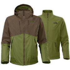 North Face Condor Triclimate Mens Green Climate Block Jacket Size XXL NEW