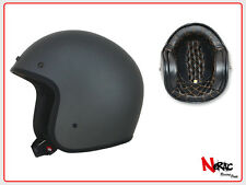 AFX FX 76 CASCO MOTO CAFE RACER CUSTOM VINTAGE HELMETH CHOPPER FROST GREY