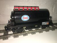LEGO® CUSTOM 9V TRAIN - ESSO TANK WAGON - 8 INCH LONG